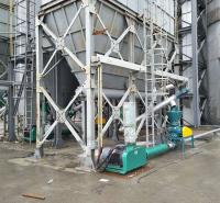 粉料自吸输送泵设备厂家报价 无飞灰外逸气力输送系统