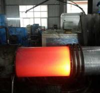 中频调质生产线  感应热处理生产线 螺杆热喷涂修复生产线 实际工艺实际定制