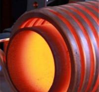 合金粉末重熔高频加热设备 钢管金属粉末重熔高频加热机 高频粉末重熔加热设备