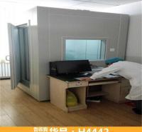 办公室录音房 芬兰北欧风格单人静音室 双人保安亭隔音房