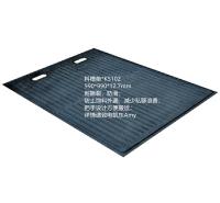 母猪产床垫 猪产橡胶防滑垫 防滑沟槽母猪垫 保温育肥垫