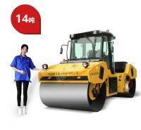 振动压路机14吨双钢轮压路机该怎么买?