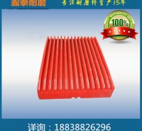 颚式破碎机耐磨鄂板生产厂家 复合耐磨铸钢鄂板 厂家加工定制