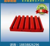 颚式破碎机鄂板配件 厂家直供破碎机活动颚板 固定鄂板 质量保证