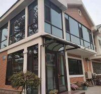 厂家定制 断桥铝门窗 封阳台平开窗 卧室铝合金中空钢化玻璃隔音窗