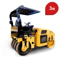 开小型压路机3吨振动压路机一个月多少钱?