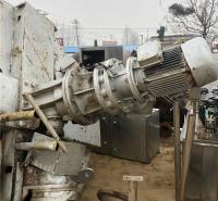 山东供应二手锥形混合机 加工定制双螺旋混合机 欢迎电话