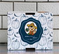 出售通用瓦楞纸箱三层瓦楞果蔬包装彩箱  量大从优