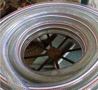 厂家出售牛筋管透明软管  白色大口径硅胶软管   耐磨 价格实惠