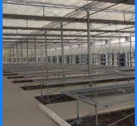 大型养殖场建设  养鸡鸭鹅大棚建设   新型畜牧农业养殖温室大棚