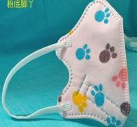 这产品真太爱了 0-4岁立体印花挂耳式口罩