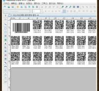 中琅数码印刷输出软件 v6.5.0数码版 条形码批量生成 二维码防伪标签生成