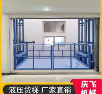 仓库导轨式货梯 升降货梯价格 升降货梯定制 厂家直供