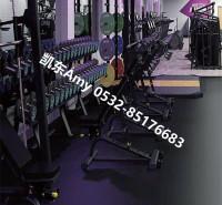 健身场所用铺地板 橡胶健身房垫  EPDM健身房垫 耐用减噪地垫