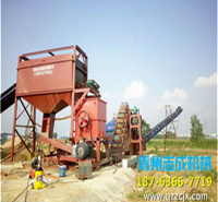建筑废料制砂机   破碎站制砂设备生产线