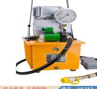 卅眸铜铝端子压接机 高压电动油泵 电动液压泵站货号H1313