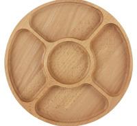 木制分割托盘 点心盘 多功能木盘 木盘定制