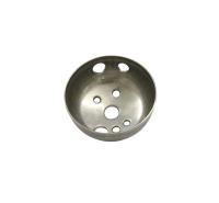 不锈钢非标汽车拉伸件五金配件模具冲压件传感器外壳拉伸件定制