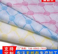 涤纶无纺布供应 批发价格 吸水无纺布 纺粘无纺布