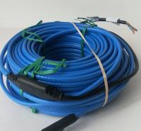 杭州嘉暖 别墅小区电地暖采暖批发 进口发热电缆 德国赫达 发热电缆 0.175欧姆/米 厂家直销 卧室