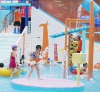 山东水上乐园建造 水上儿童乐园设备 汇川环保科技 支持定制设计