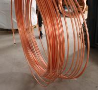 锴盛 直径14mm铜包钢圆线 铜覆钢圆钢 接地镀铜圆线 防雷地网线
