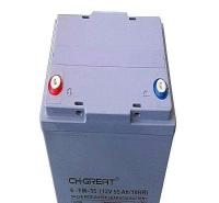 CH.GREAT格瑞特蓄电池12V55AH 格瑞特免维护蓄电池6-FM-55包邮