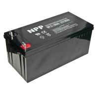 NPP耐普蓄电池12V180AH原装 NP12-180直流屏 UPS 太阳能 基站通讯电信医疗设备路
