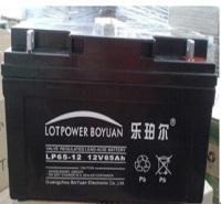 乐珀尔蓄电池12V65AH太阳能-路灯/控制器/UPS电源/电力电信系统等