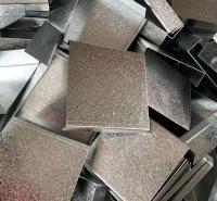 浩阔出售 轻质隔墙板配件 金属隔墙板花卡 定制轻质隔墙板花卡 质量放心