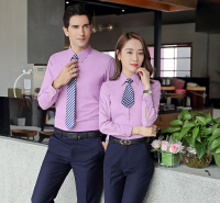 西安男女同款衬衫 西安女士衬衫 女士衬衫厂家定做 西安衬衫价格