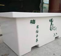 玻璃钢花盆组合 落地式花箱组合 公路绿化花箱 创意花箱