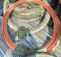 圆钢镀铜厂家锴盛防雷器材现货出售 铜包钢圆钢 铜覆钢地网主线 接地镀铜圆线