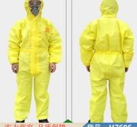 朵麦防化服 重型防化服 实验防护服货号H7606