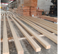 集成材产品 胶合木梁厂家 木结构材料樟子松胶合木