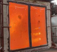 纳米硅防火玻璃 中建成夹层防火玻璃加工定制