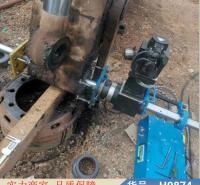 智众挖掘机镗焊一体机 小型二保焊机一体式 液压镗孔机货号H9874