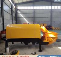 钜都建筑细石泵 细石砂浆混凝土输送泵 大型细石泵货号H8083