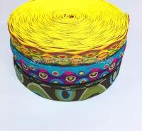 厂家直销宠物牵引带印花织带  支持来样定做特殊织带松紧带
