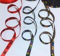 厂家直销字母尼龙提花织带  带背包带帆布带尼龙织带打包带
