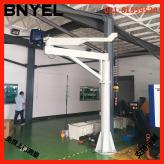 上海彬野500KG欧式智能折臂吊 360度智能悬浮