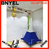 供应热卖优质悬臂起重机 移动立柱式悬臂吊 移动式小型独臂吊