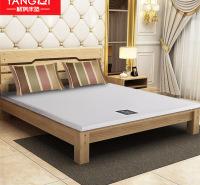 杨琪乳胶床垫老人儿童成人4cm定制护脊1.2m1.5m1.8米榻榻米单双人