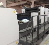 小森胶印机L544L小全开5色印刷机小森胶印机印刷机