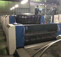 08年小森胶印机LS540对开五色印刷机胶印机小森全开印刷机