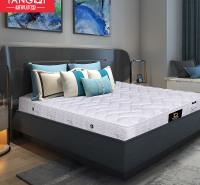 独立袋装弹簧床垫定制 天然环保床垫 厂家直销