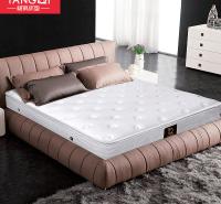 杨琪床垫 棕榈海绵弹簧床垫 1.8米卧室双人床床垫