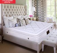 太空舱防螨海绵床垫 杨琪床垫 弹簧床垫酒店定制