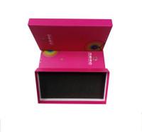 厂家批发充电宝包装纸盒 移动电源包装盒 数据线纸质包装盒定做