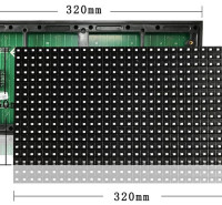 室内单双色LED双色LED显示屏3.75室内双色LED显示屏